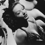Hazel Brooks – the human heat wave