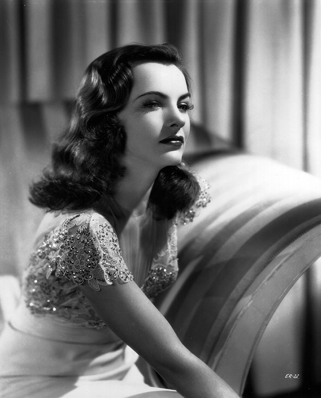 Ella Raines publicity shot for Phantom Lady