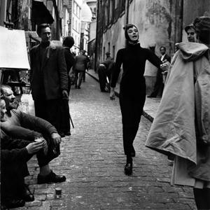 Paris after World War II
