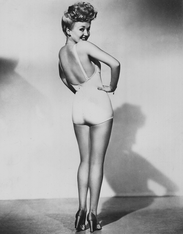 Betty Grable pin-up