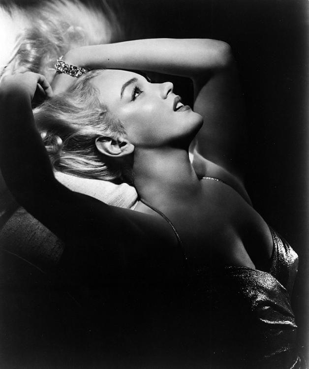 Marilyn Monroe by Frank Powolny