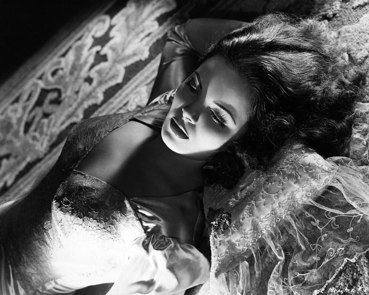 Cecilia Meagher by George Hurrell.