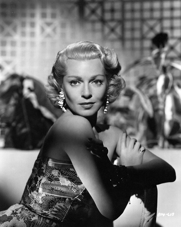 Lana Turner in The Sea Chase