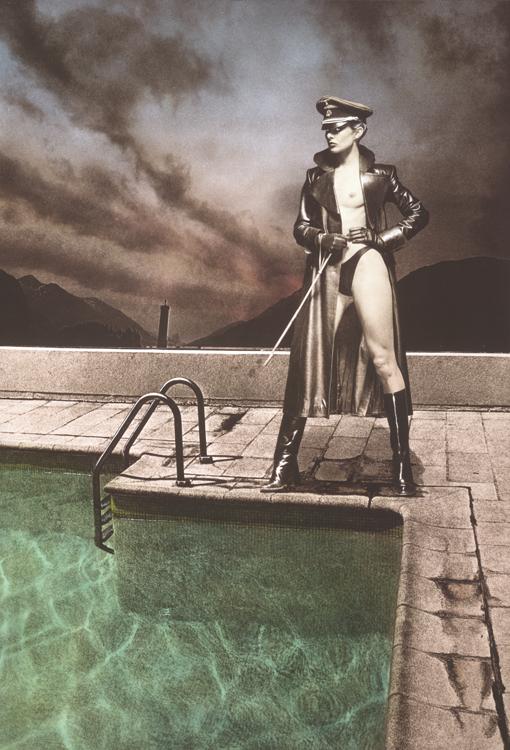 Das Schwimmbad by Bob Carlos Clarke
