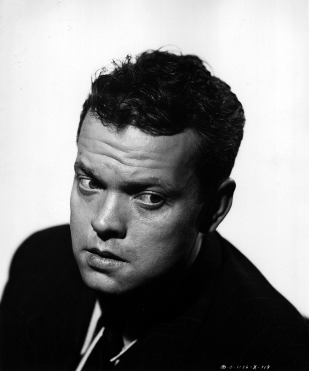Orson Welles in The Lady from Shanghai by Robert Coburn