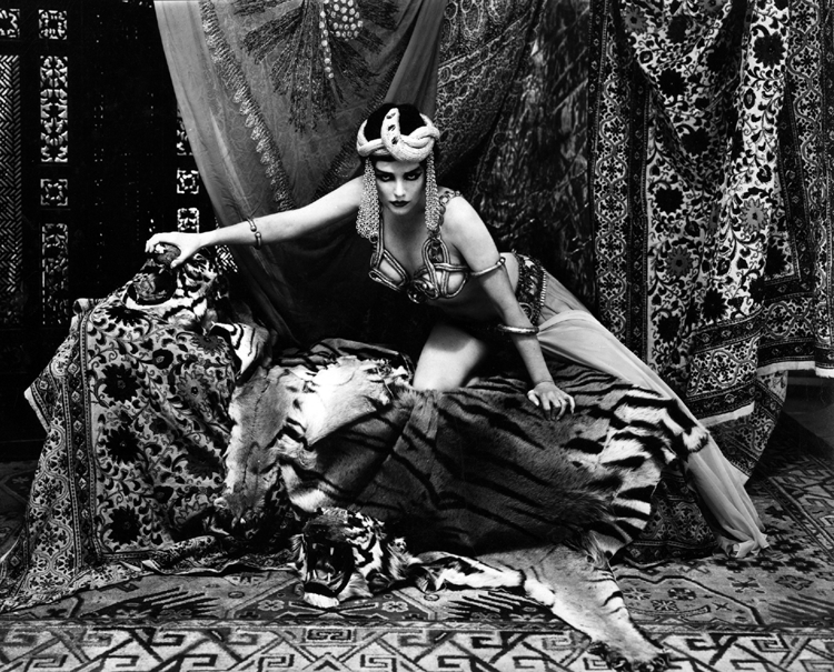 Marilyn Monroe as Theda Bara by Richard Avedon