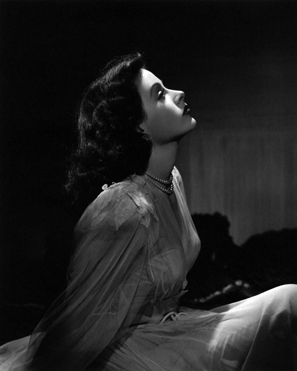 Hedy Lamarr, publicity shot for White Cargo