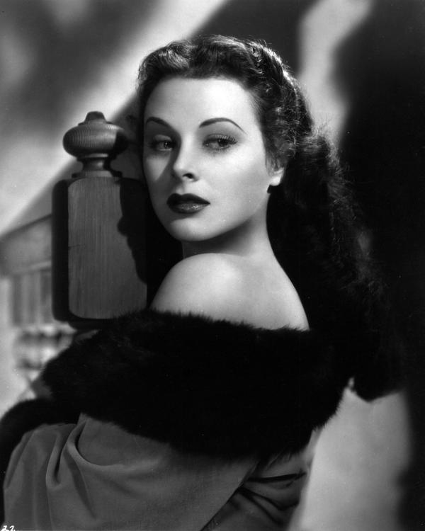 Hedy Lamarr in The Strange Woman