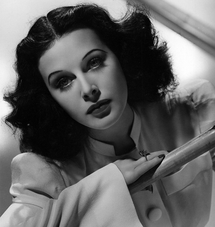 Hedy Lamarr, publicity shot for I Take This Woman