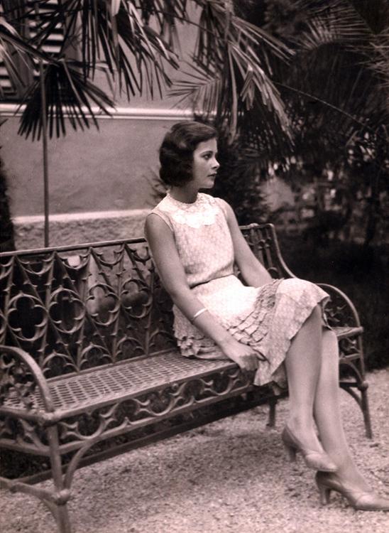 Hedy Lamarr in Vienna