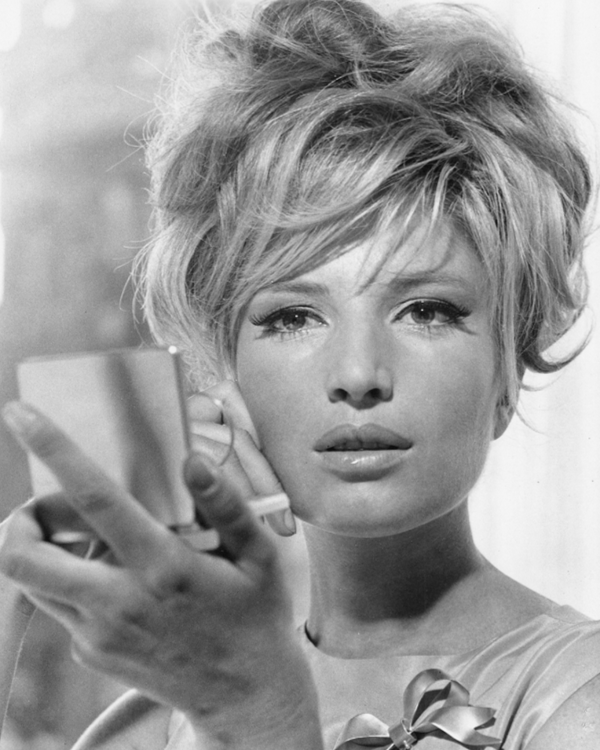 Monica Vitti as Modesty Blaise