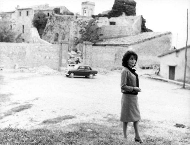 Yvonne Furneaux visits a village