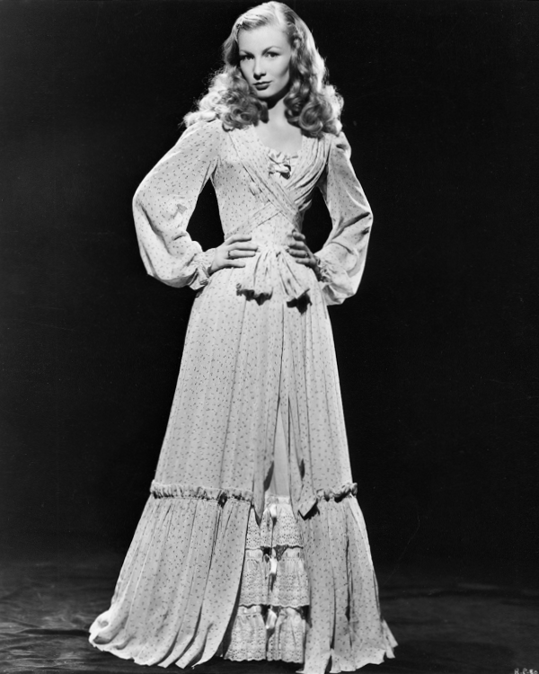 Veronica Lake, publicity shot for Ramrod