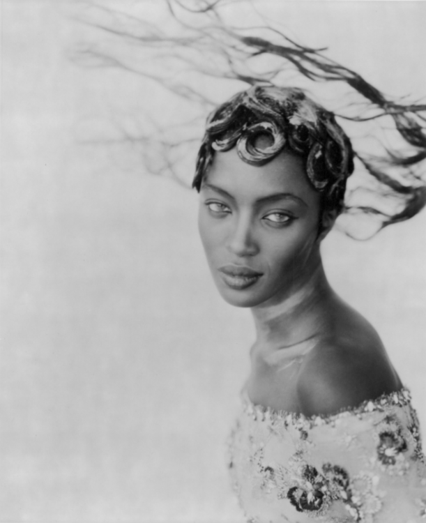 Naomi Campbell by Paolo Roversi